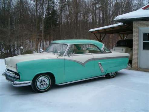 1953 Ford Victoria for sale in Salisbury, NC