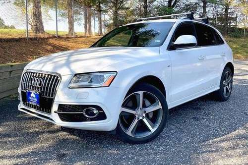 2016 Audi Q5 3.0T Premium Plus Sport Utility 4D SUV - cars & trucks... for sale in Finksburg, MD