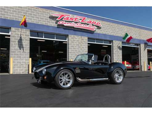 1965 Backdraft Racing Cobra for sale in St. Charles, MO