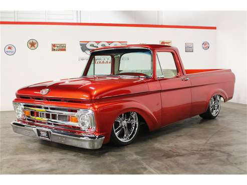 1962 Ford F100 for sale in Fairfield, CA