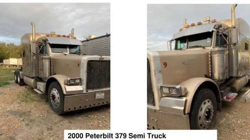 Peterbilt 379 Semi for sale in Waco, TX