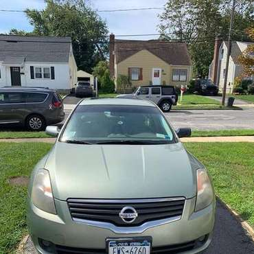 2007 Nissan Altima - cars & trucks - by owner - vehicle automotive... for sale in Bellmore, NY