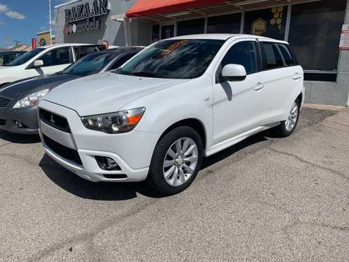 2011 Mitsubishi Outlander for sale in El Paso, TX