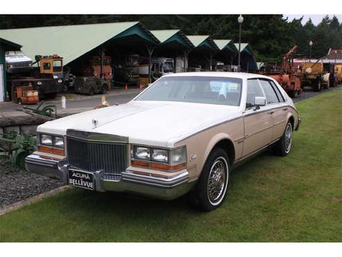 1981 Cadillac 4-Dr Sedan for sale in Tacoma, WA