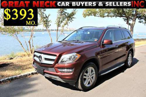 2015 Mercedes-Benz GL-Class 4MATIC 4dr GL450 ONE OWNER PREMIUM PACKAGE for sale in Great Neck, CT