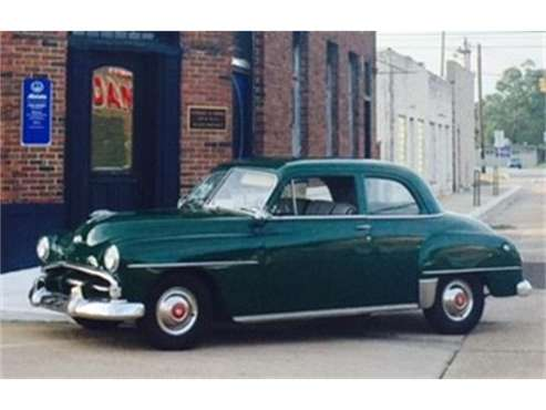 1952 Plymouth Cranbrook for sale in Houston/Dayton, TX