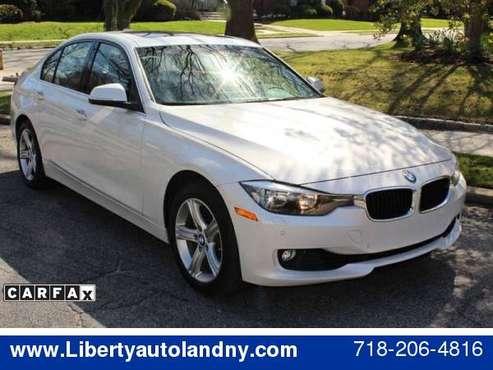 2015 BMW 3 Series 328i xDrive AWD 4dr Sedan SA **Guaranteed Credit... for sale in Jamaica, NY
