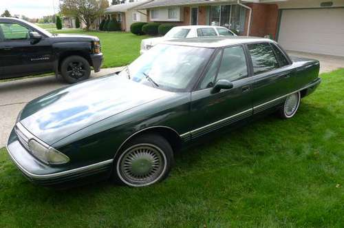 1996 Olds Ninety-Eight for sale in saginaw, MI