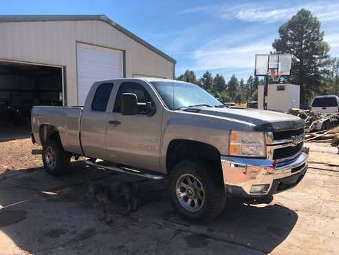 2009 Chevy 2500 HD - LT/ Duramax for sale in Parks, AZ