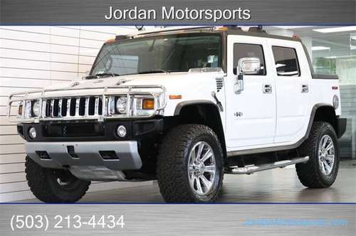 2008 HUMMER H2 SUT 45K MLS ADVENTURE PKG IMMACULATE 2009 2007 2006 for sale in Portland, OR