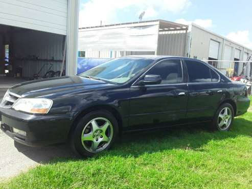 2002 Acura TL 3.2 for sale in San Antonio, TX
