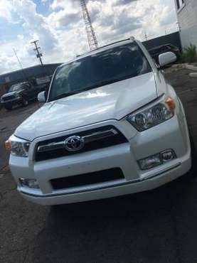 2012 Toyota 4Runner .Limited Sport Utility for sale in Detroit, MI
