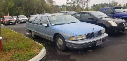 1991 Oldsmobile station wagon for sale in N.n, VA