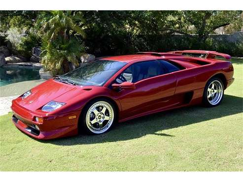 1999 Lamborghini Diablo for sale in Palm Desert , CA
