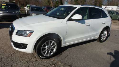 2010 Audi Q5 3.2 quattro Premium Plus - cars & trucks - by dealer -... for sale in Upper Marlboro, District Of Columbia