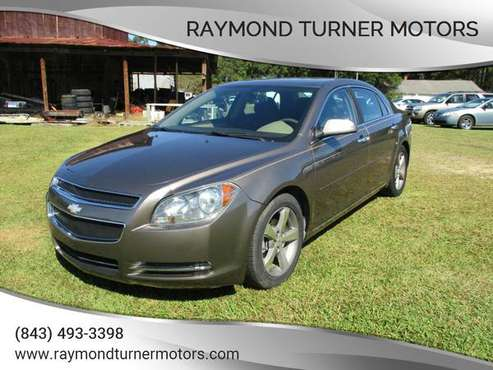 2012 Chevrolet Malibu LT - 93646 Miles for sale in Pamplico, SC