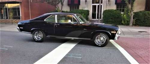 1971 Chevrolet Nova-( super sport tribute package )-Show Quality -... for sale in Martinsville, TN
