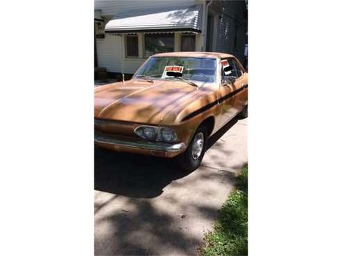 1965 Chevrolet Corvair for sale in Cadillac, MI