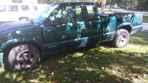 96 Chevy s10, bike, and generator for sale in Polk City, FL