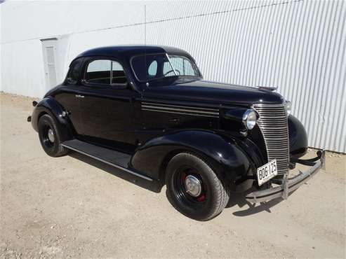 1938 Chevrolet Business Coupe for sale in Dallas, TX