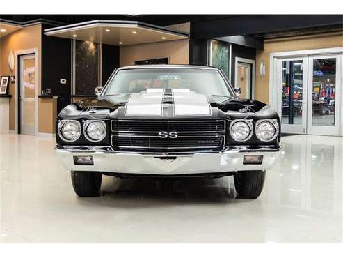 1970 Chevrolet Chevelle for sale in Plymouth, MI