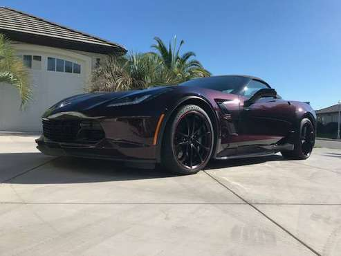 2017 Corvette Grand Sport ZO7 for sale in Woodbridge, CA