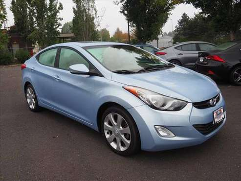 2013 Hyundai Elantra Limited Limited Sedan - cars & trucks - by... for sale in Vancouver, OR