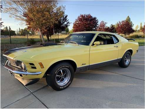 1970 Ford Mustang for sale in Roseville, CA