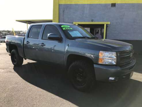 2010 Chevrolet Silverado 1500 LT Pickup 4D 5 3/4 ft for sale in Moreno Valley, CA