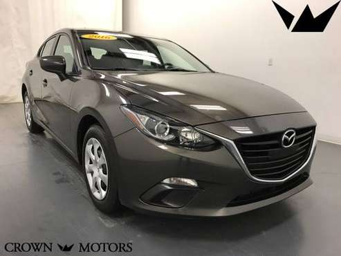 2016 Mazda Mazda3 Silver Call Now and Save Now! for sale in Holland , MI
