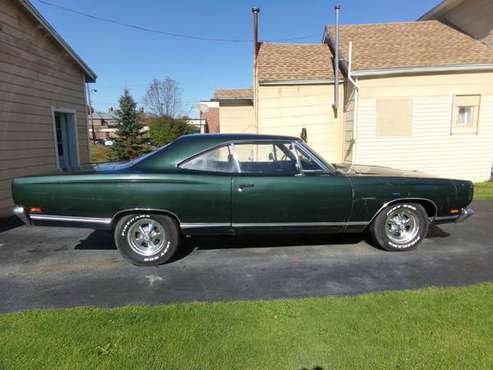 ### 1969 PLYMOUTH 2DR. SATELLITE ### for sale in Seneca Falls, NY