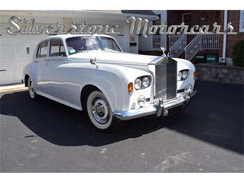 1965 Rolls-Royce Silver Cloud for sale in North Andover, MA