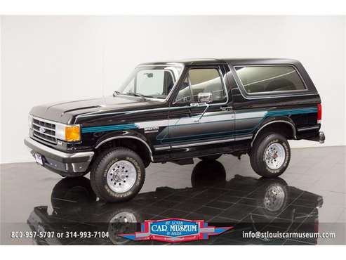 1990 Ford Bronco for sale in St. Louis, MO
