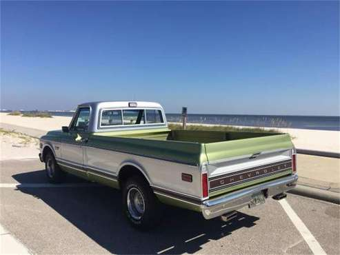 1972 Chevrolet C10 for sale in Cadillac, MI