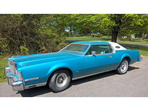 1976 Lincoln Continental Mark IV for sale in Columbia, MD