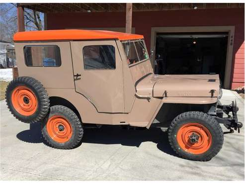 1948 Willys CJ2 for sale in Kansas City, MO
