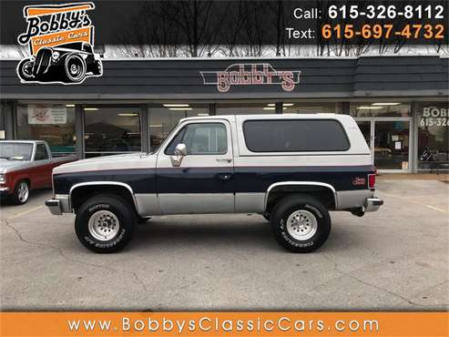 1987 GMC Jimmy for sale in Dickson, TN
