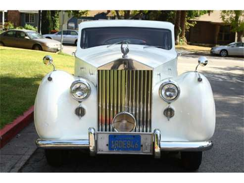 1950 Rolls-Royce Silver Wraith for sale in Cadillac, MI
