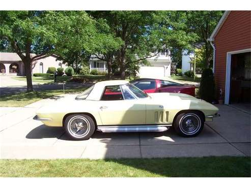 1965 Chevrolet Corvette for sale in Cadillac, MI