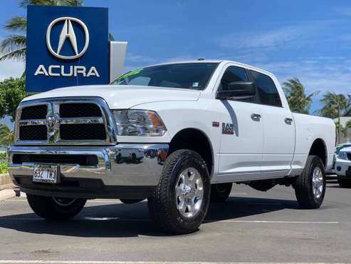 2018 RAM 2500 SLT! 4x4! 1 OWNER! LOW MILES! for sale in Kahului, HI
