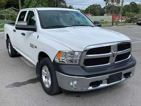 2014 RAM Ram Pickup 1500 Tradesman 4x4 4dr Crew Cab 6.3 ft. SB Pickup for sale in TAMPA, FL