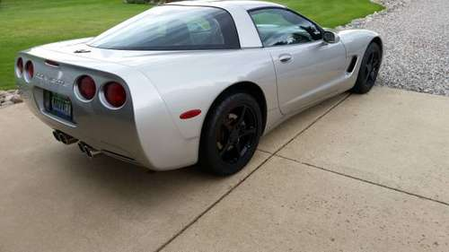 2004 Corvette Coupe for sale in Ovid, MI