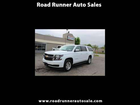 2019 Chevrolet Suburban 4WD WE FINANCE *CLEAN TITLE* for sale in WAYNE, MI