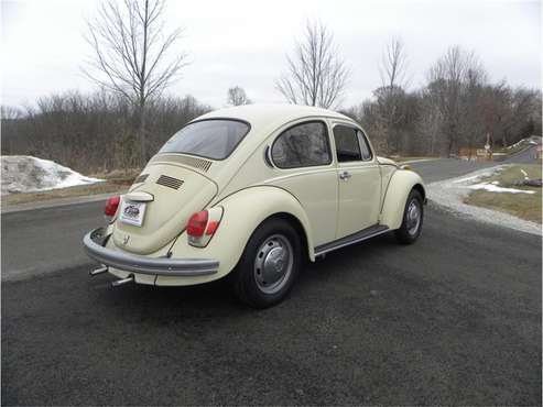 1971 Volkswagen Super Beetle for sale in Volo, IL