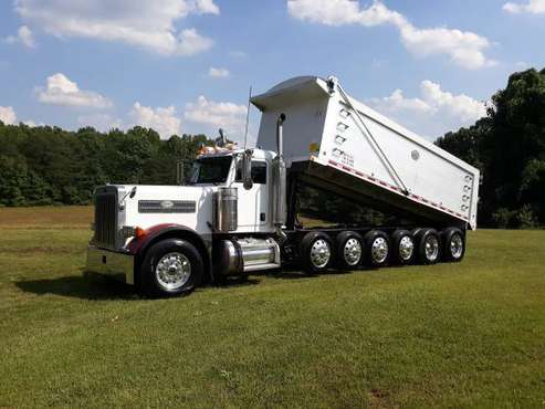 "2006 Petrbilt 7-Axle Dump ""379"" for sale in Chatham, VA"