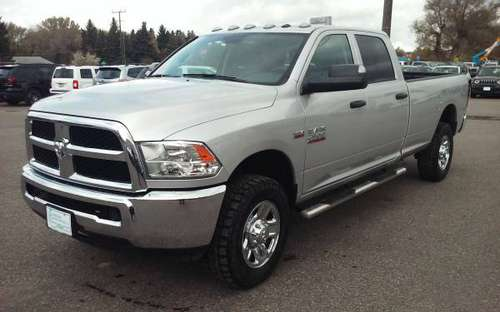 2017 RAM 2500 TRADESMAN! ONE OWNER, ACCIDENT FREE! ONLY 41k MILES! for sale in LIVINGSTON, MT