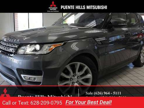 2016 Range Rover Sport V6 HSE *Navi*25k*Warranty* for sale in City of Industry, CA