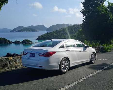 2011 Hyundai Sonata Limited FWD for sale in U.S.