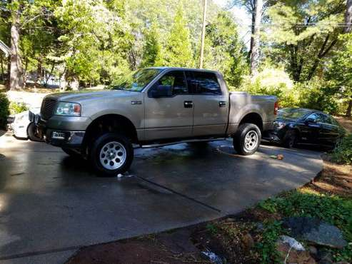 2004 Ford f150 4d 4x4 for sale in Nevada City, CA