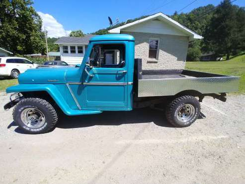 1960 willys Barrett Jackson ready for sale in Webster, NC